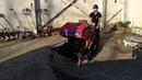 пресс-подборщик рулонный Kubota RM850 , видео от kotamoto
