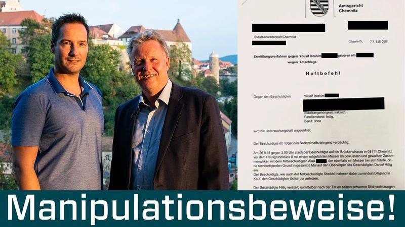 Gegen Merkel - für Sachsen! Medien wie ZDF, Bild, Kika und Co. Manipulation und Verunglimpfung