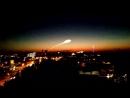Европейская часть России сегодня видела медузу в ночном небе