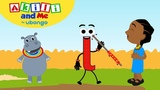 L is for Lala Land Learn the Alphabet with Akili and Me Cartoons for Preschoolers