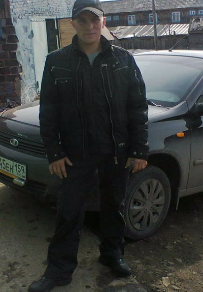 Александр Останин, 13 октября , Пермь, id223964497