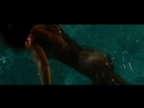 Nude Girl Jumps in Pool is Bashed in Face - Bathtub  Shower