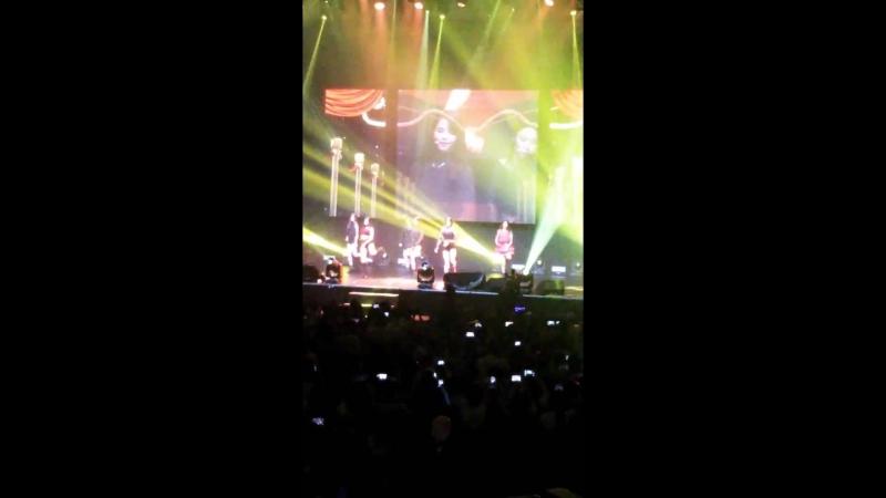 (Fancam) CLC LIVE SHOW IN HONG KONG - CRAZY BLACK SUIT