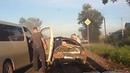 Аварии на дороге, приколы на дороге 2018 12