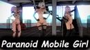 【MMD】 Paranoid Mobile Girl | 2B - A2 - Android (4k) (60fps)