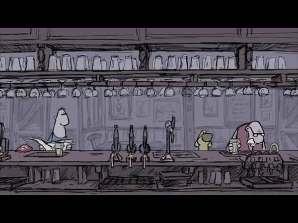 Смешной и ржачный мультфильм Pub dog Best funny cartoon Pub dog