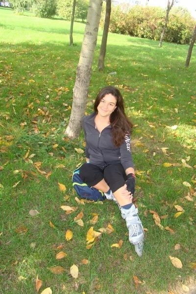 Кристина Бабич, 20 октября , Москва, id2566709