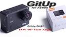 Первые впечатления от экшн-камеры GitUp Git 2P 90° (без рыбьего глаза )