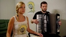 Szła dzieweczka - smutna wersja | akordeon wokal