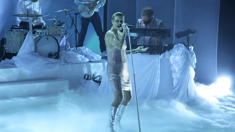 Robyn Takes the Stage with Ever Again
