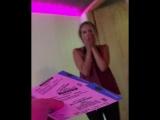 Maisie Williams surprised her friend | OTR II Tickets