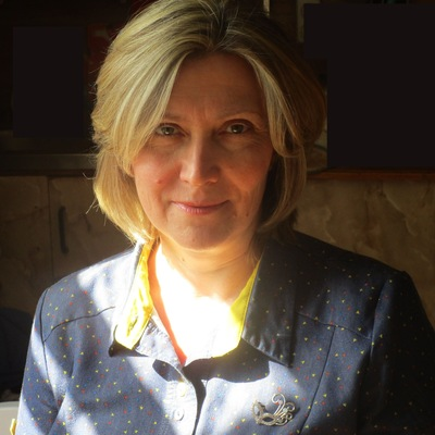 Ирина Шерварлы