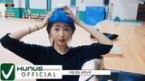 [Behind] 엘리스(ELRIS) 유경(YUKYUNG) - 2018 추석특집 아육대 리듬체조 비하인드