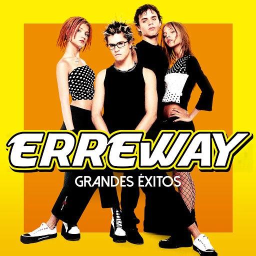 Erreway альбом Grandes Éxitos