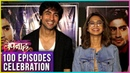 Zoya Aditya FUN INTERVIEW | Bepannah 100 Episode Celebration Party