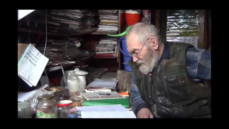 Алтайский старец_ ТВАРИ убили 2,5 миллиарда Русов