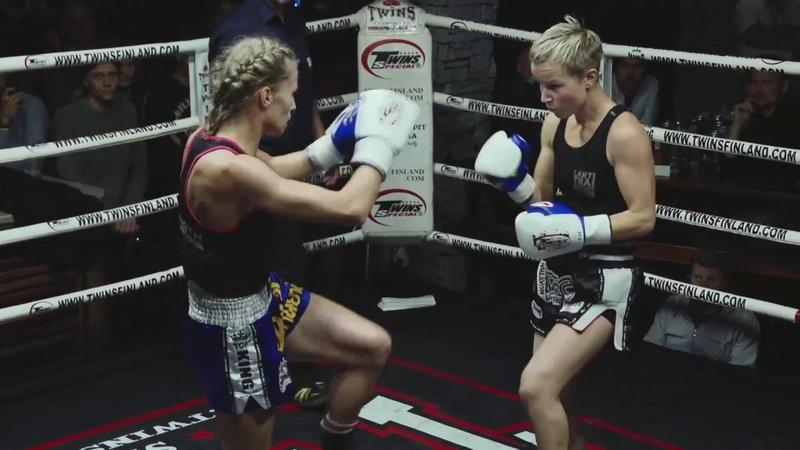 Tessa Kakkonen, Suomi vs. Polina Petrova, Venäjä