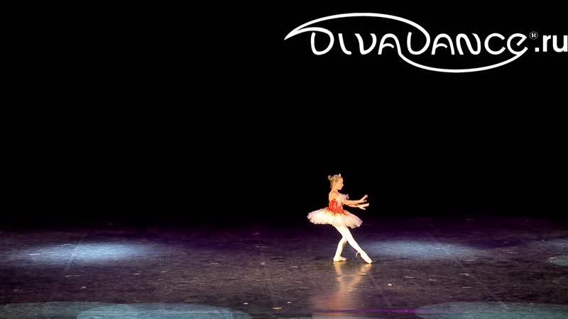 Зимняя сказка классический танец - детское соло от Divadance