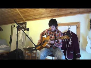"O-Zone ""Dragostea Din Tei (Numa Numa) (Guitar Cover By Maxl)"