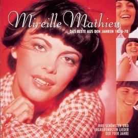 Mireille Mathieu альбом Das Beste aus den Jahren 1970-78