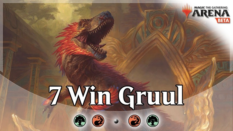 Red Green Experimental Frenzy Explore | MTG Arena Deck Guide and Gameplay