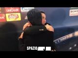 Respect. Роналду и Буффон после матча - Лига Чемпионов. 1/4 финала. Реал - Ювентус 1:3