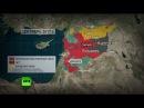Дейр эз-Зор, Ракка и Пальмира RT вспоминает сражения, переломившие ход войны в Сирии