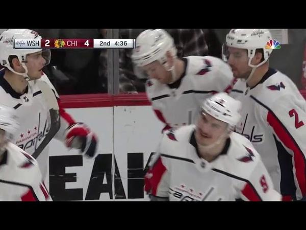 НХЛ 18-19 3-ья шайба Орлова 20.01.19