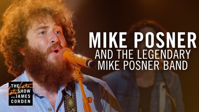 Mike Posner The Legendary Mike Posner Band: Song About You