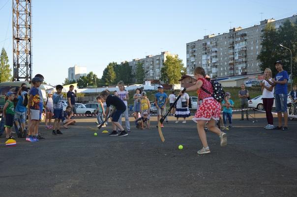 В Усть-Илимске отметили День физкультурника