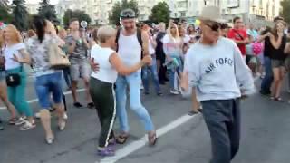 Праздничный концерт день физрука день строителя Луганск 2018