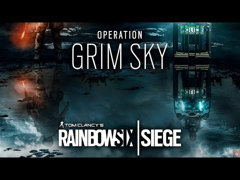 Tom Clancy's Rainbow Six Siege | СТРИМ - GRIM SKY TTS