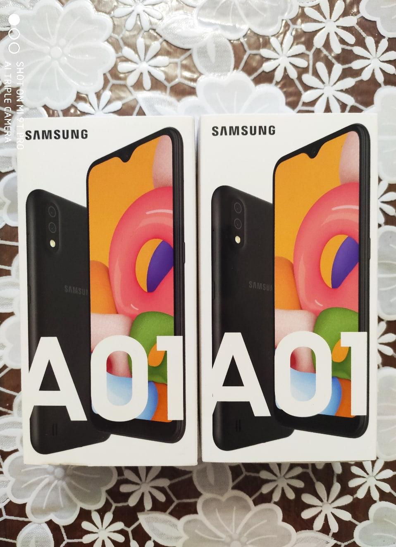 Samsung Galaxy A01 16GB - абсолютно новые ,в | Объявления Орска и Новотроицка №4817
