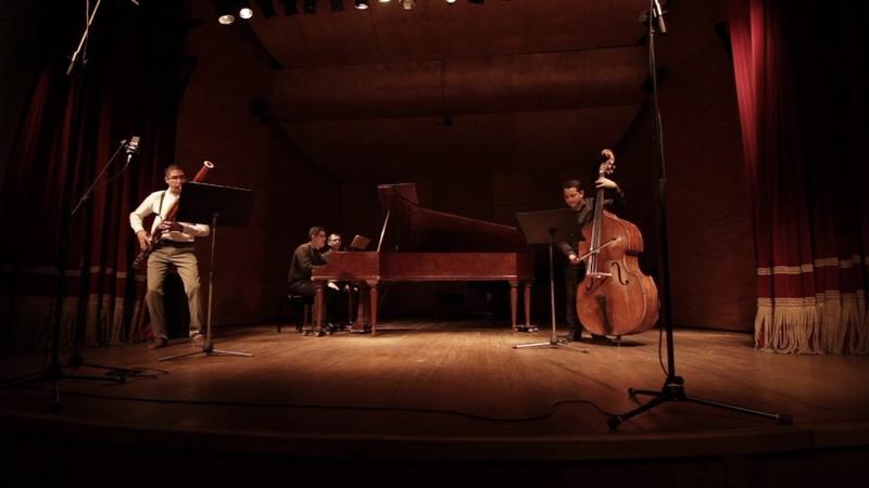 1. G. P. Telemann - Sonata en Fa menor - para Fagot y continuo