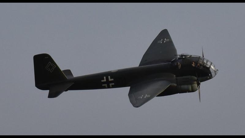 2. Flug Cakovec Junkers 188 1:4