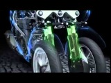 2014 new Yamaha Tricity 125 (Thailand) 'technology explanation' promo video