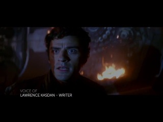 Star Wars Force Awakens Documentary Clip: Poe Comes Back