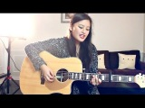 Out Of The Woods by Taylor Swift (Acoustic Cover By: Marina Lin) Official Music Video