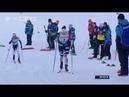 Лыжные гонки ФИНАЛ Тур де Ски Женщины. Гонка преследования 9 км. Свободный стиль. Прямая трансляция