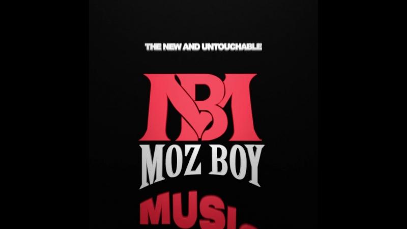 Moz boy music animated logo