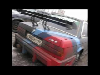BMW 3-SERIES (E30) TUNING