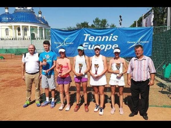 «Pinsk Open-2018»: Международный теннисный турнир состоялся в Пинске