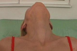 Anal insertion femdom