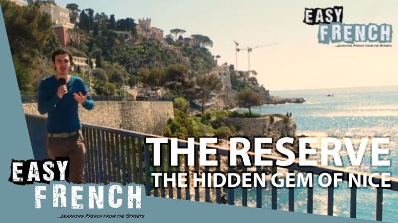 The reserve, the hidden gem of Nice   Super Easy French 28