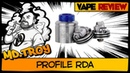 PROFILE RDA by MRJUSTRIGHT1 Wotofo | спираль или сетка?