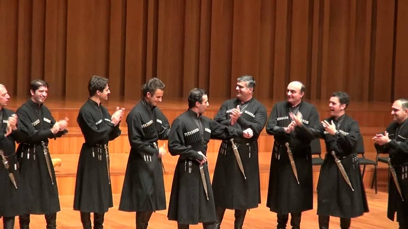 Ensemble Rustavi - Garekakhuri Sachidao