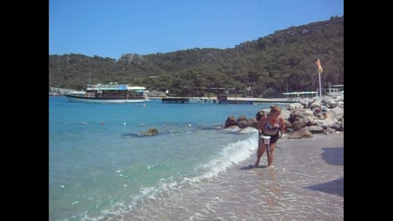Пляж Калисто