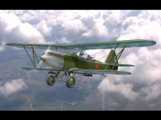 Самолет Р-5. Учебный фильм 1944г.