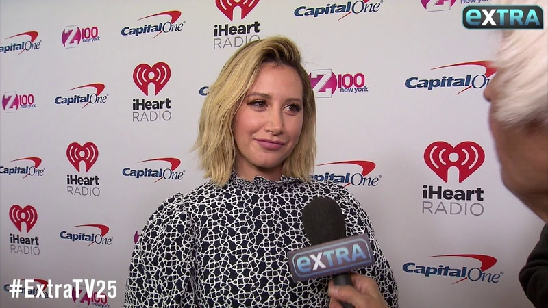 Ashley Tisdale's Christmas Cookie Holiday Tradition!