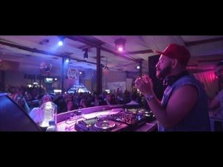 SHARK Energy Drink party in Bora-Bora beach club